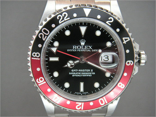 As new Mens Rolex GMT 2 16710