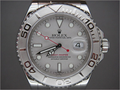 Pre owned Mens Rolex Yacht-Master 16622 full size
