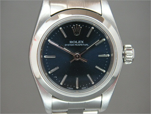 Pre owned Ladies Rolex Oyster Perpetual 67180