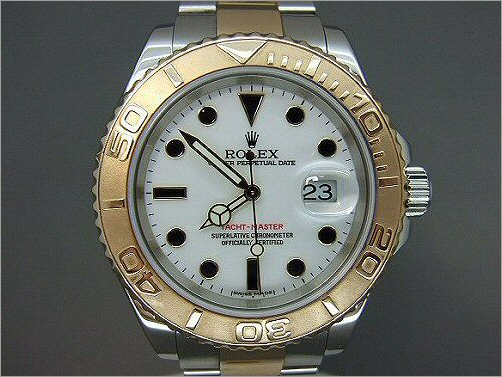 As new Mens Rolex Yacht-Master full size 16623