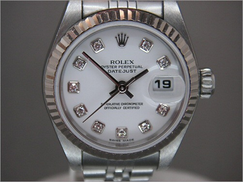 Pre owned Ladies Rolex Date-Just 79174