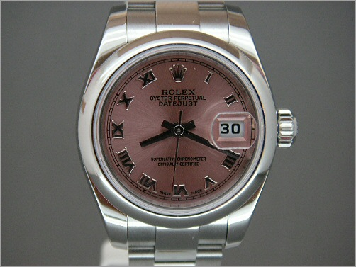 Ladies Rolex Date-Just 179160