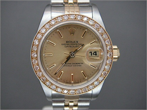 Pre owned Ladies Rolex Date-Just 69173