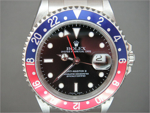 New mens Rolex GMT2 16710