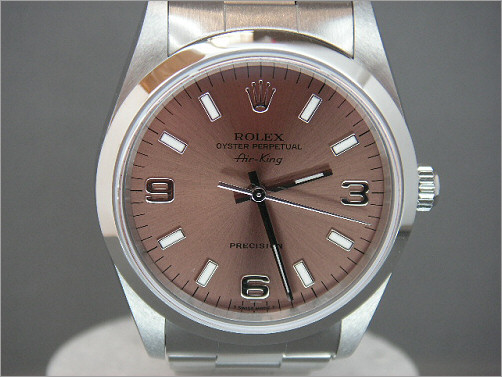 Mens Rolex Air-King 14000m