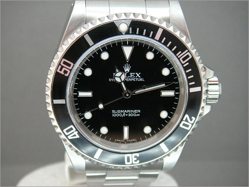 As new Rolex Submariner 14060M