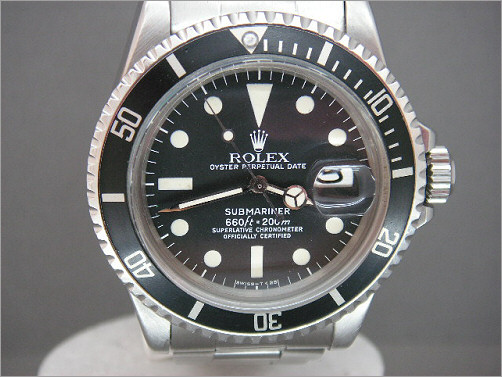 Vintage Rolex Submariner 1680 box and punched papers!