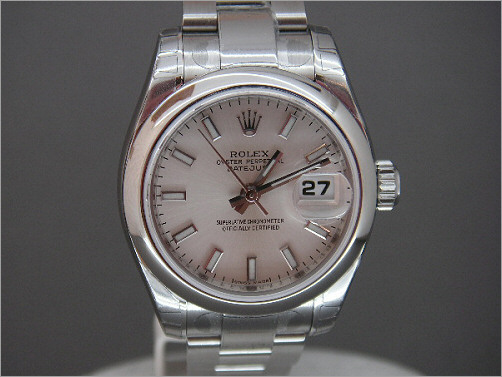 New model Ladies Rolex Date-Just 179160