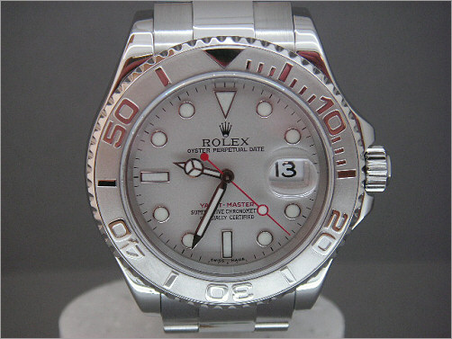 As new mens Rolex full size Yacht-master 16622