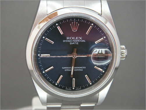 Mens Rolex Oyster Date 15200