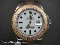 Pre owned Rolex Yacht-master 16623 Full Size | Dream-Watches.co.uk