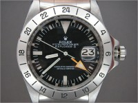 Early Vintage Mens Rolex Explorer 1655 orange hand -