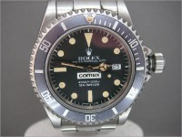 Rolex Comex matte dial transitional Sea-dweller 16660