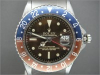 Very rare special vintage Rolex GMT 1675 - Tropical