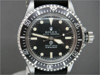 Rolex Military Submariner 5513 Royal Navy Issue