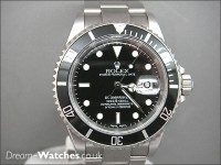 Rolex Submariner Date 16610 - Pre Owned