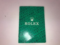 RARE ROLEX TRANSLATION GUIDE FROM 1991