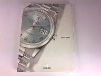 VERY RARE OFFICIAL ROLEX DEALERS CATALOGUE WATCHES, BRACELETS, DIALS COLLECTORS ITEM