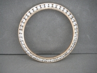 After Market 2 CT Diamond Bezel For Rolex 36mm Datejust or Day-date