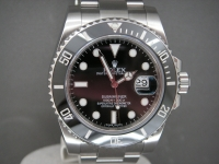 Rolex Submariner Date 116610 LN 2012 Pristine Totally Complete Example