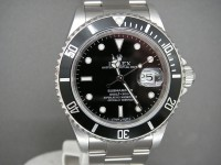 Rolex Submariner Date 16610 BlackBezel | Complete Pristine UK Example