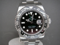 Rolex GMT MASTER ll 116710LN CERAMIC BEZEL BRAND NEW UNWORN WATCH