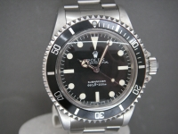 "Very Rare Vintage Rolex Submariner 5513 ""Lolli Pop/Maxi Dial"" Stunning!"
