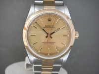 Rolex Oyster Steel and 18k Gold 34mm14203M 2007 Complete UK Watch
