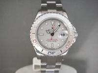 Ladies Rolex Yacht-Master 169622 29MM Platinum Bezel Totally Complete UK Watch - MINT