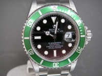 Rolex Submariner 16610LV 50TH Anniversary 2010 Brand New Old Stock