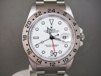 Rolex Explorer ll 16570 White Dial | Brand New UK Supplied Complete Example