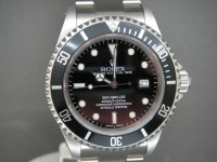 Rolex Sea Dweller 16600 2003 Totally Complete UK Watch - Stunning