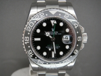 Rolex GMT Master 116710LN Ceramic Bezel Rolex Serviced Not Worn Since