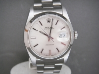 Rolex Oyster Date 6694 One of Last Manual Wind Models With Original Papers Stunning