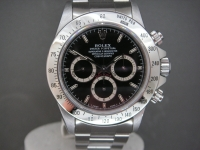 Rolex Oyster Air-King 14000 - Stunning Graphite Dial - UK Box and Papers Example