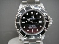 Rolex Sea-Dweller 16600 Dec 2008 V Serial Worn Once To Size Complete UK Watch