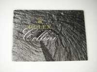 Rolex Cellini Booklet