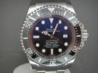 ROLEX DEEPSEA D BLUE 116660 BRAND NEW RARE COMPLETE WATCH