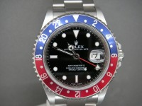 Rolex GMT Master II 16170 Pepsi Bezel | 2007 UK One Owner Mint Example