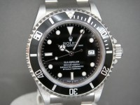 Rolex Sea-Dweller 16600  DEC 2006 UK BRAND NEW OLD STOCK COMPLETE WATCH RARE!