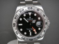 Rolex Explorer ll 216750 Orange 42mm Brand New 2011 UK Complete Watch