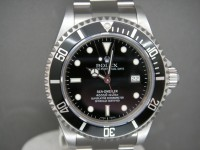 Rolex Sea-Dweller 16600 2008 UK Supplied Complete Example