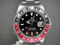 Rolex GMT Master ll 16710 Coke Bezel Pristine UK Box and Papers Example