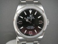 Rolex Explorer 214270 39mm | 2011 Pristine 2011 Complete UK Example