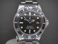 "Vintage Rolex Sea-Dweller 1665 ""Great White"" Just fully Serviced By Rolex UK"