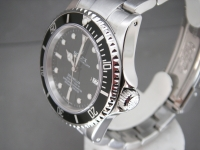 Outstanding Vintage Rolex Red Submariner 200m First-UK One Owner Box and Papers