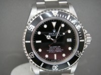 Rolex Sea-Dweller 16600 2002 Pin Hole Model Serviced by Rolex UK Nov 2013
