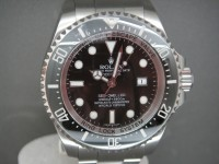 Brand New Unworn Rolex DEEPSEA 116660 Complete UK Watch