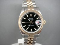 Rolex Ladies Date-Just Steel & 18ct Gold - Current Model in Pristine Condition