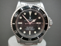 Rolex Vintage Submariner 1680 Red Writing 1969 One of The Best Examples